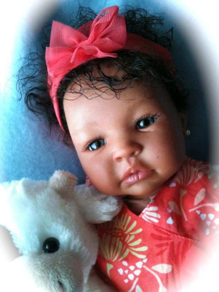 Reborn Baby B B Doll Ethnic Biracial Aa Reborn Baby Girl