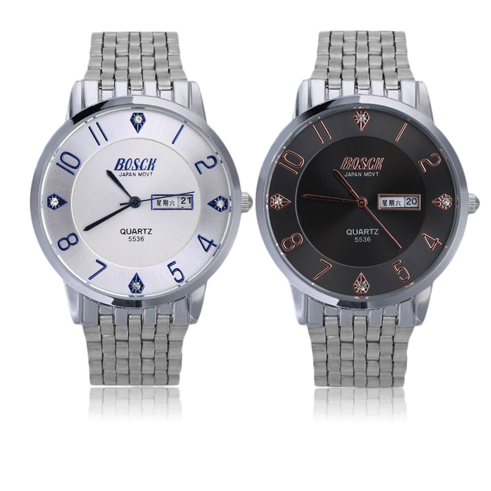 Click to buy ucuc super thin style lover watches casual waterproof