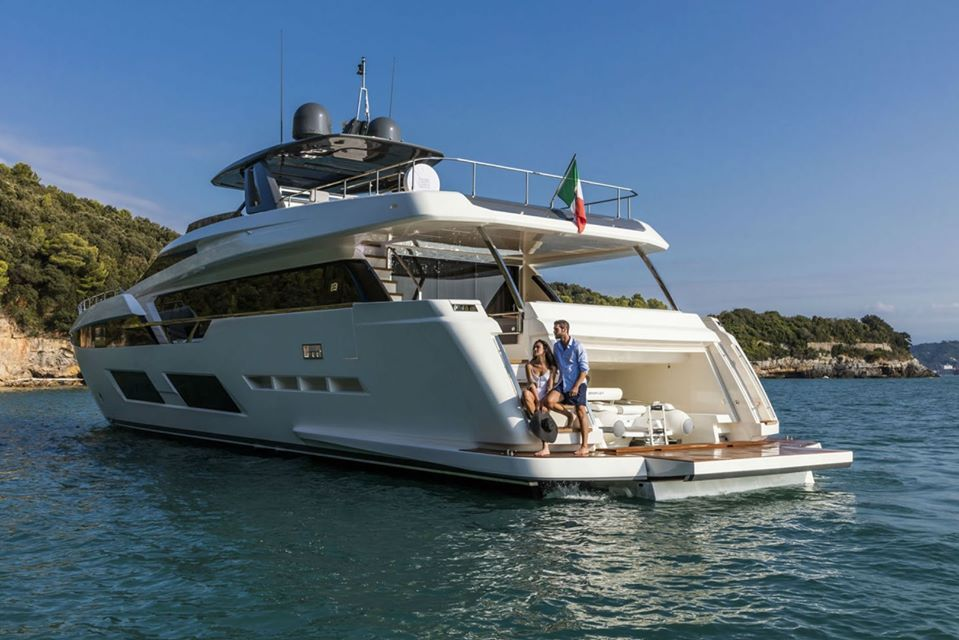 Ferretti yachts 920 new boat sales preowned for sale