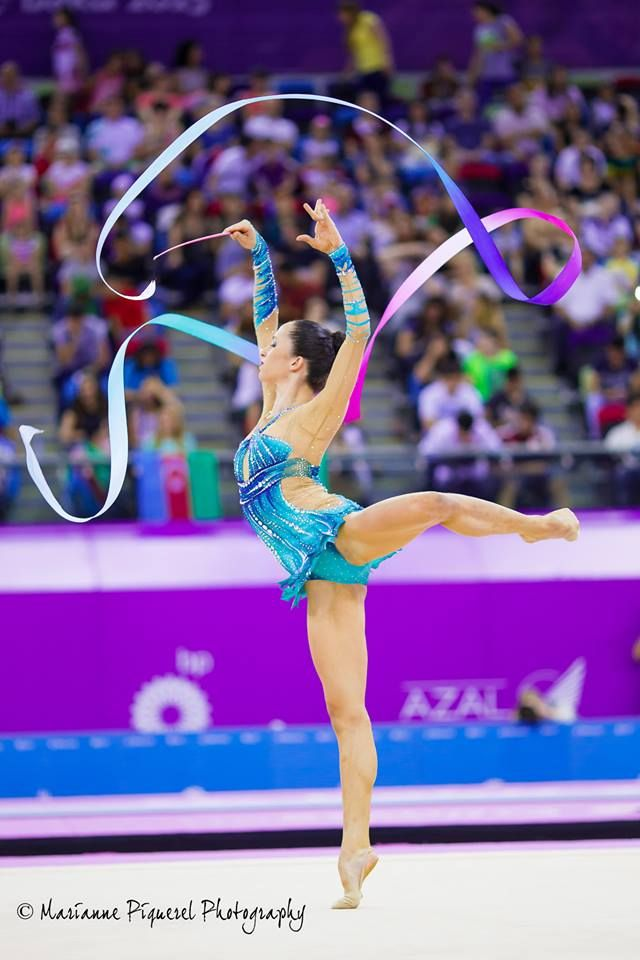 Neta Rivkin (Israel), European Games 2015