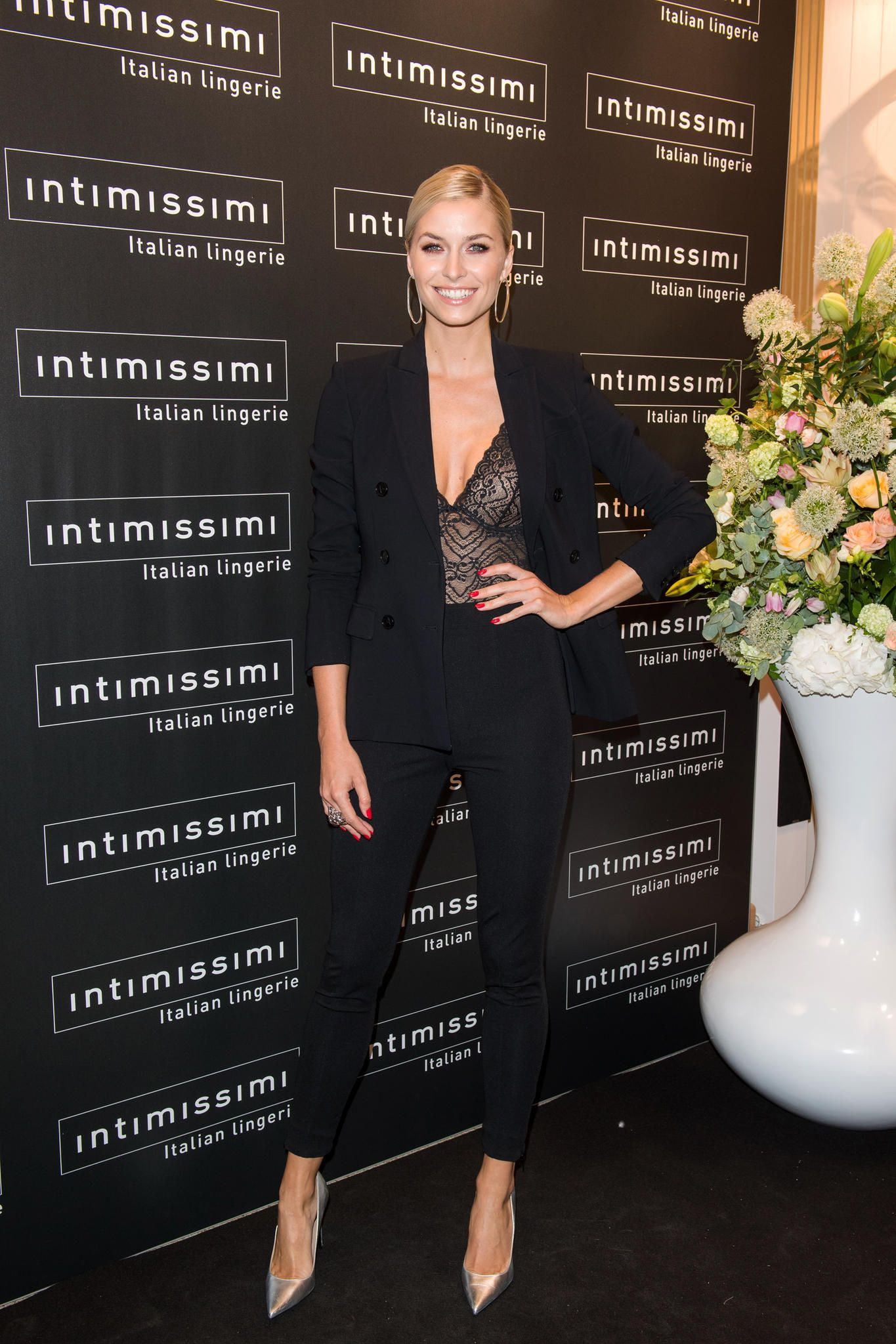 Photo of Lena Gercke: Pictures of her own fashion looks