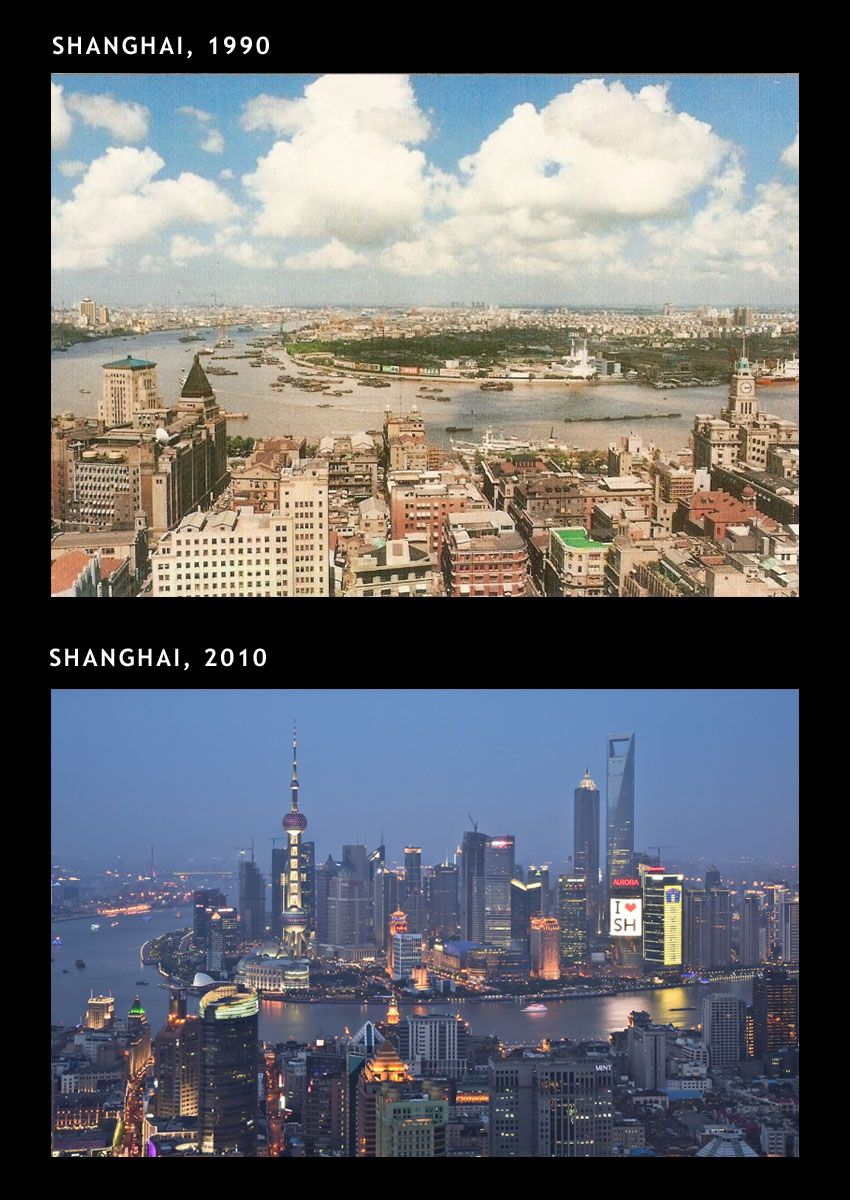Then And Now - Photography At Spillwords.com