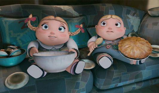 圖像詳細資料 - Movie Photos: Hansel and Gretel (voiced by Bill Hader and Amy Poehler ...