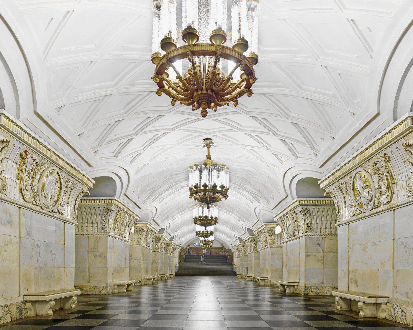 станции московского метро фото какой номер мтс взять в долг