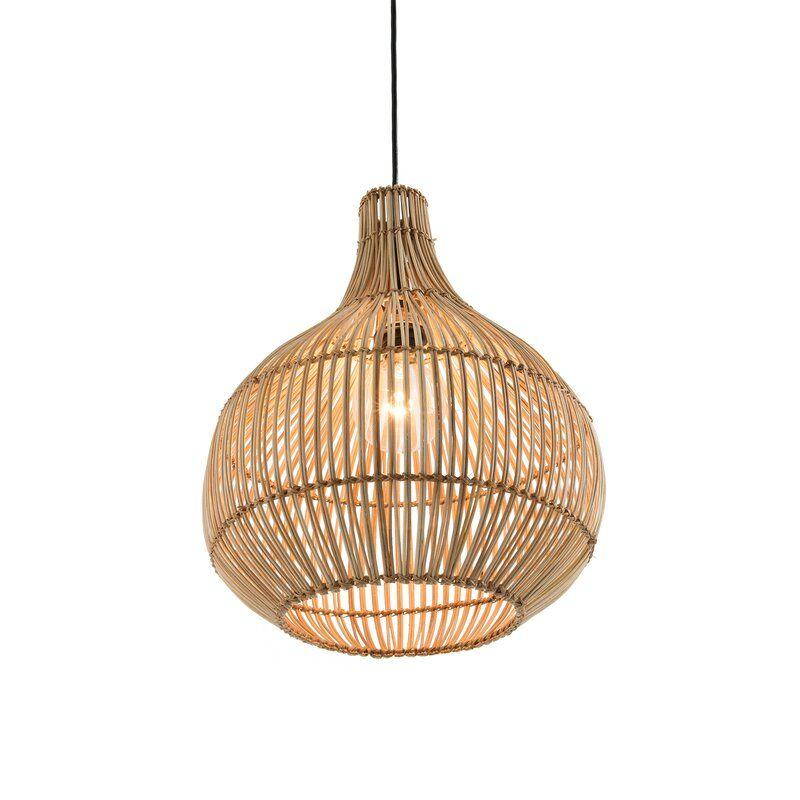 Rimmer 1 Light Single Globe Pendant With Wood Accents In 2021 Globe Pendant Diy Pendant Light Pendant Light Shades