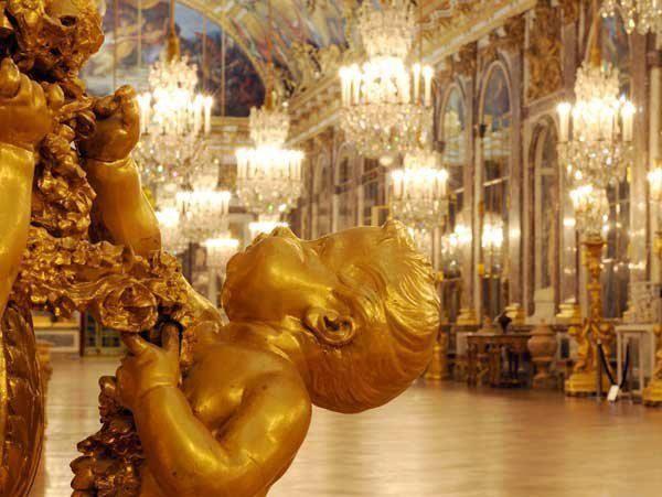 Versailles, la Galerie des Glaces