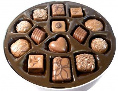 Thorntons Continental Paris Collection Best Chocolate