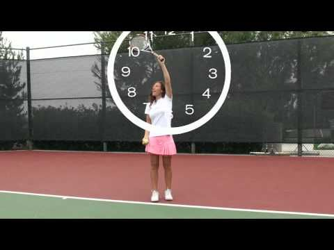Tennis Kick Serve Instruction Tennis Workout Tennis Serve Tennis Drills Training