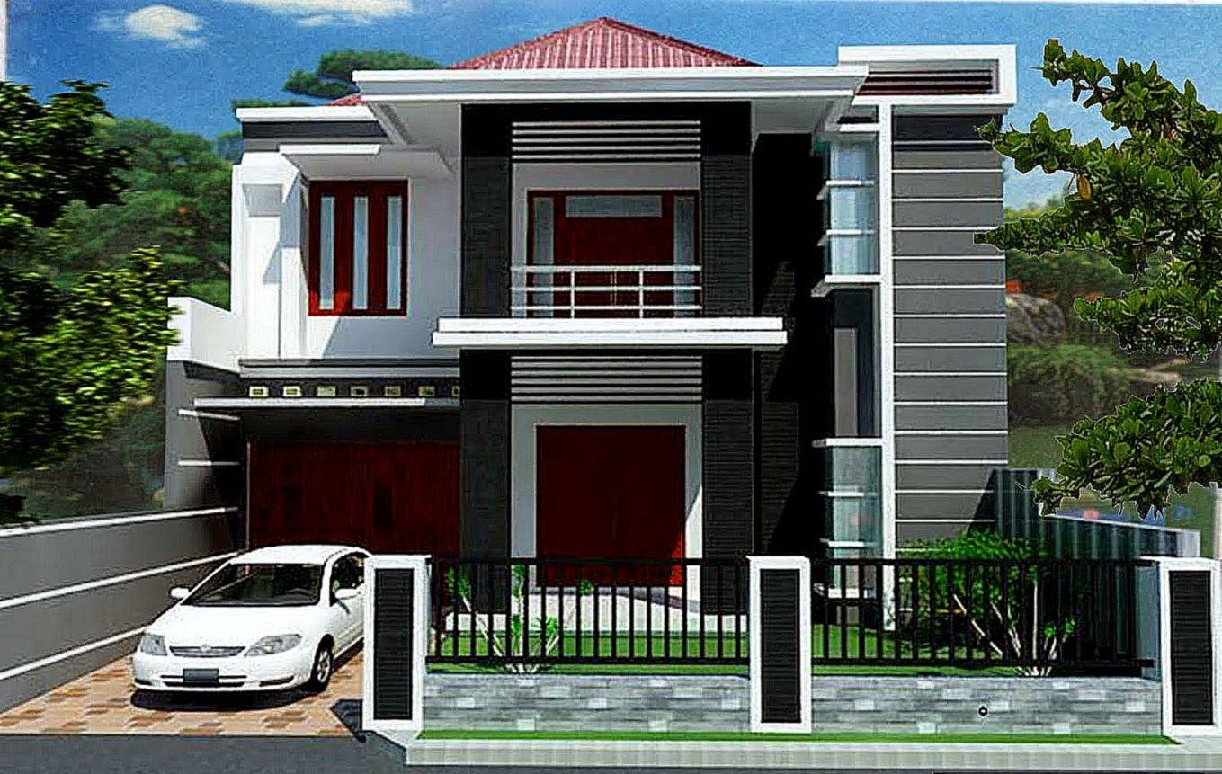 Desain Rumah Minimalis Type 45 2 Lantai Check More At Http