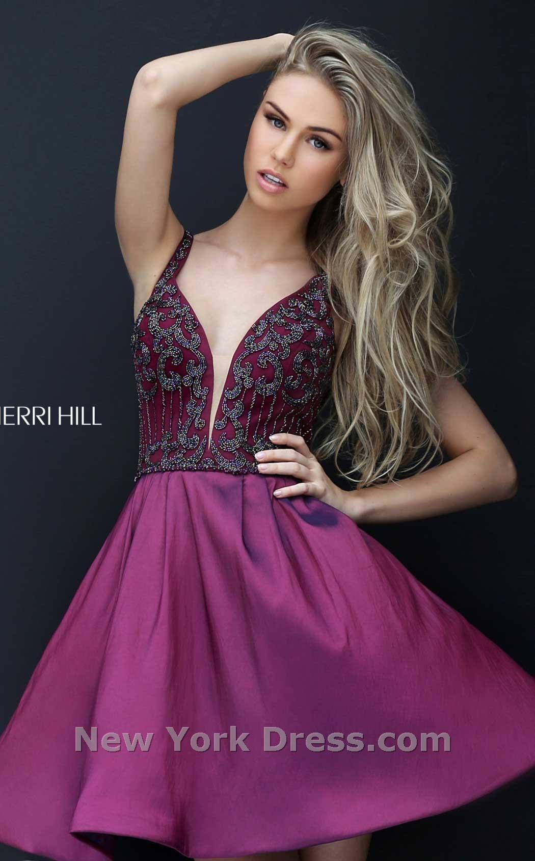 Sherri Hill 50536