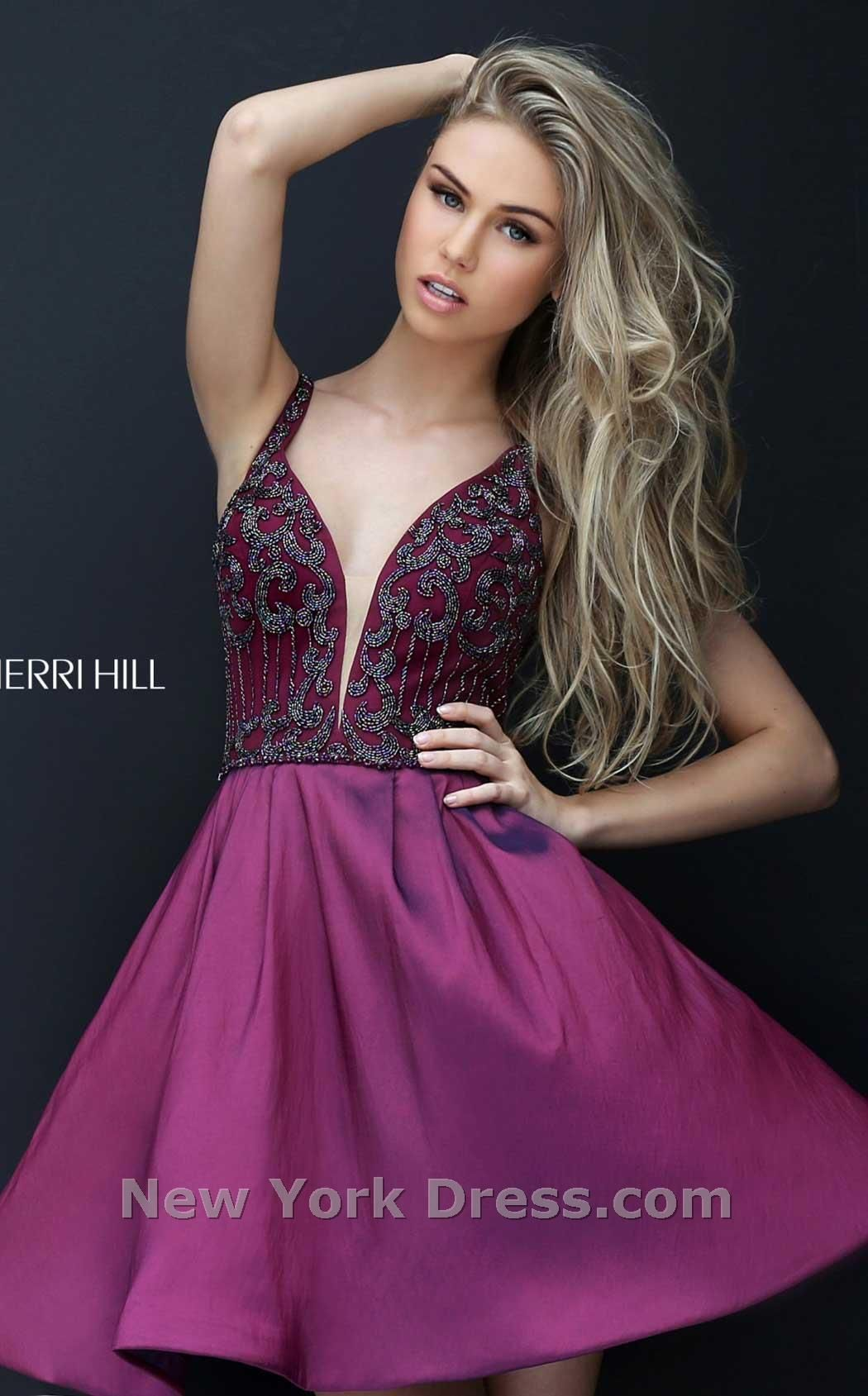 Sherri Hill 50536   Pinterest   Vestiditos