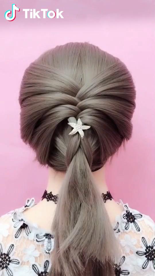 Tiktok Funny Short Videos Platform Diy Hair Color Hair Styles Long Hair Styles