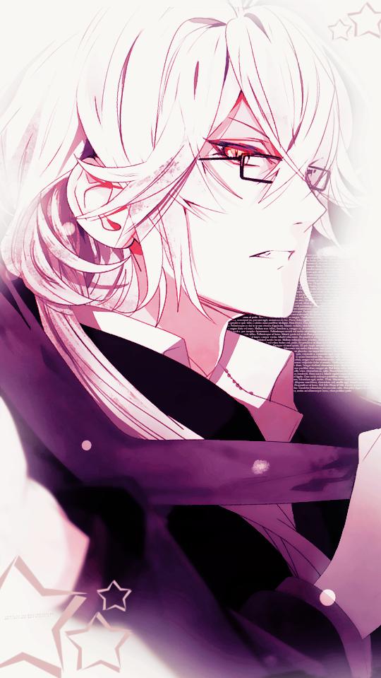 Caesar, OzMafia!! Diabolik lovers, Anime boy, Anime