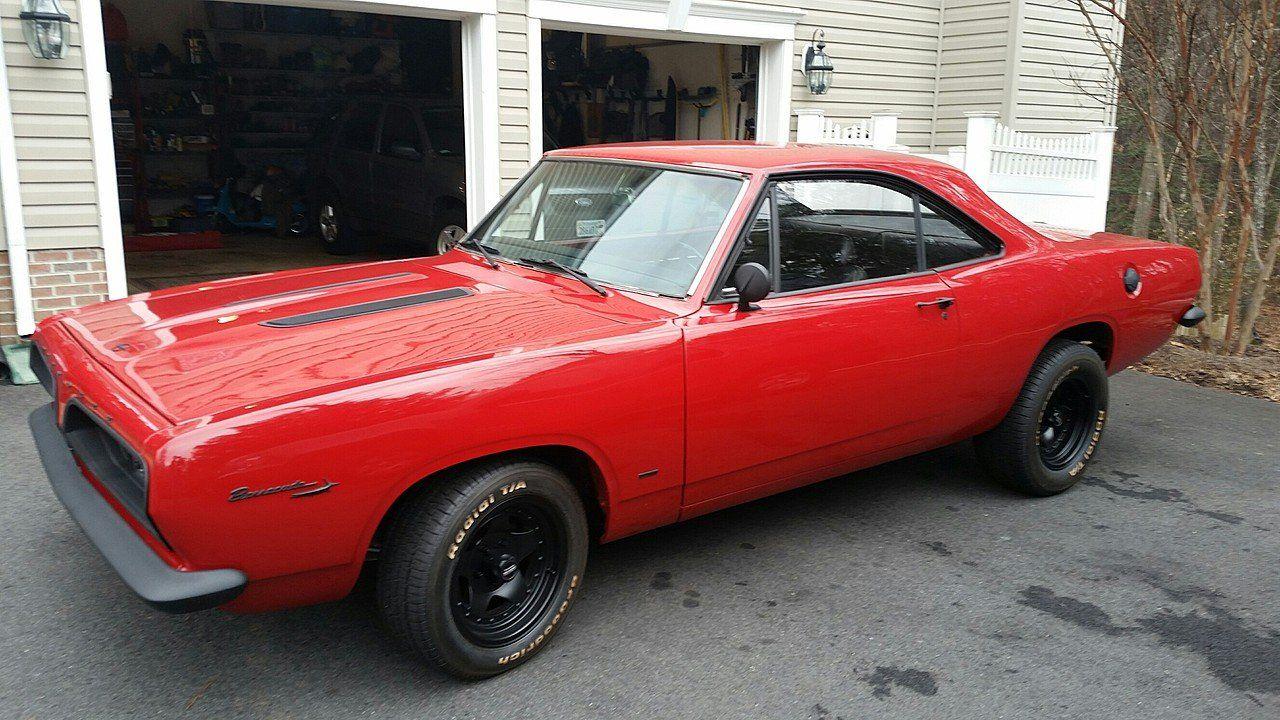 1967 Plymouth Barracuda for sale near spotsylvania, Virginia 22551 ...