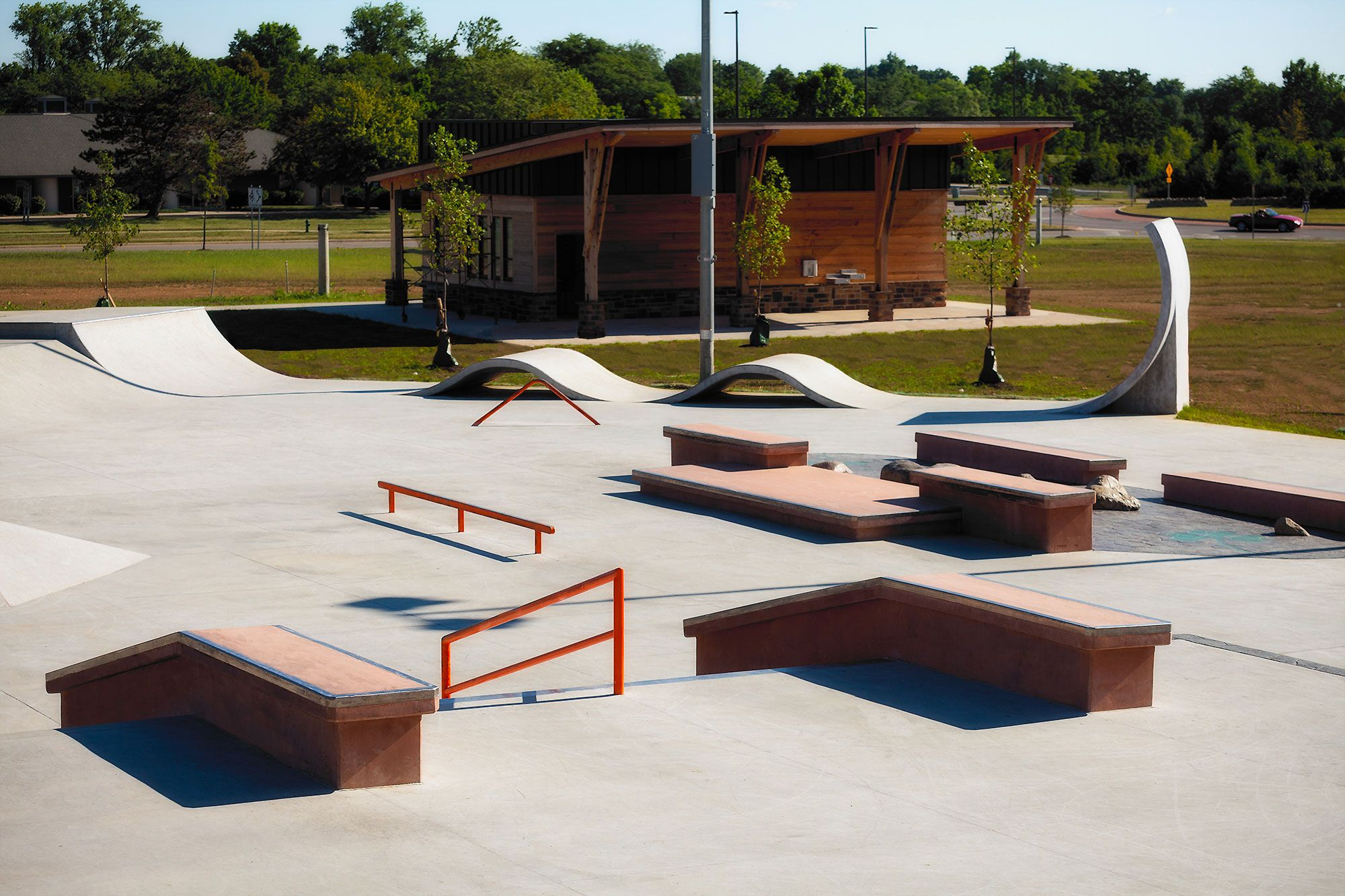 Plan Your Next Skatepark With The Professional Skatepark Designers And