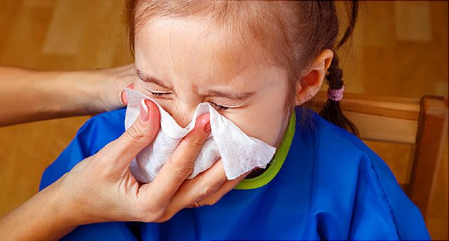 How to Treat a Stuffy Nose in Babies and Toddlers