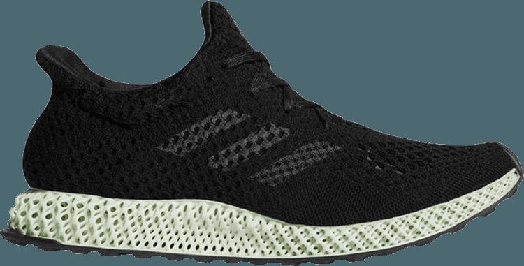 Buy adidas Futurecraft 4D Low Top Sneakers Black Ash Green