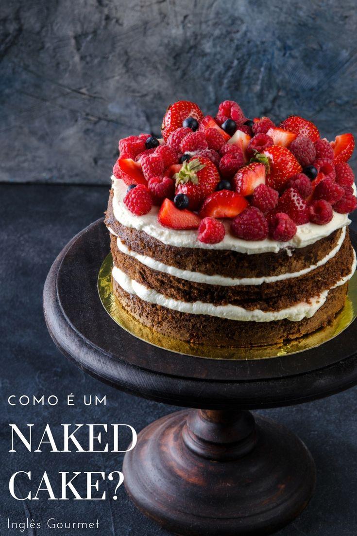 Dicas como Montar um Naked Cake - Monta Encanta