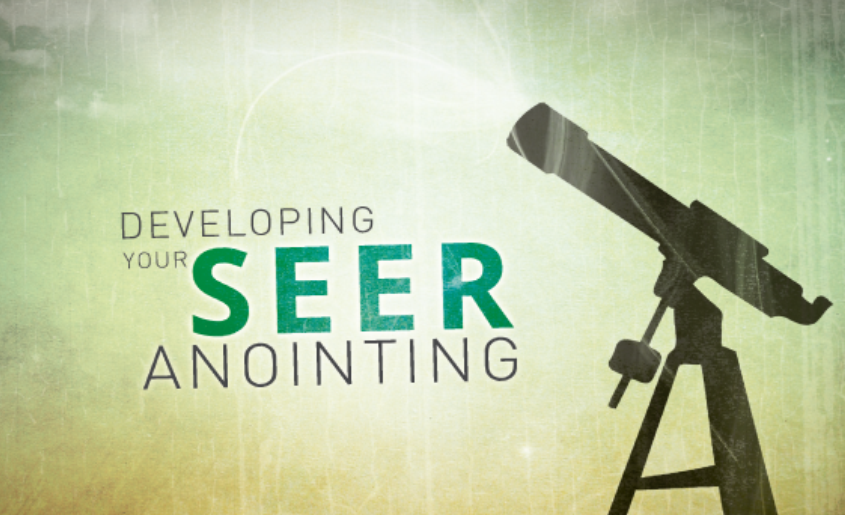 Image result for developing your seeing anointing""