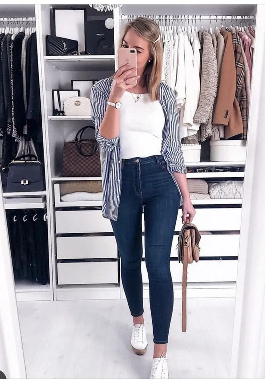 √19 Best Spring Outfits Ideas for a Nice Day #springoutfits