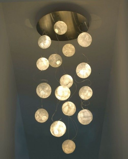 Ceiling light constellation mobile for the home pinterest ceiling light constellation mobile aloadofball Image collections