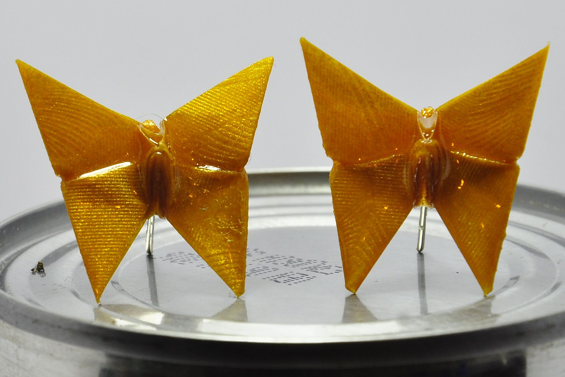 Mariposas - Origami  Tsuru Creaciones