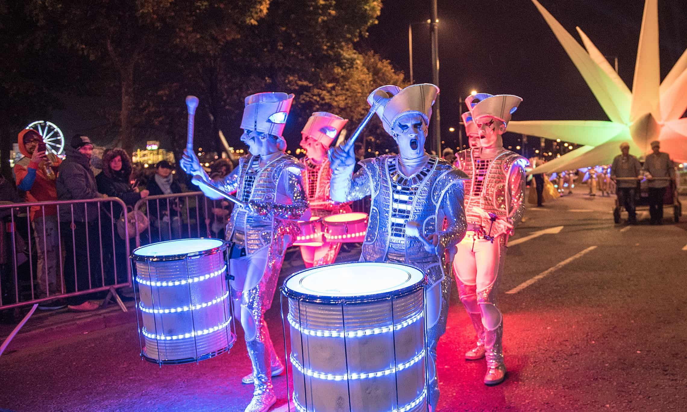 A very Derry Halloween a carnival of frights, fireworks