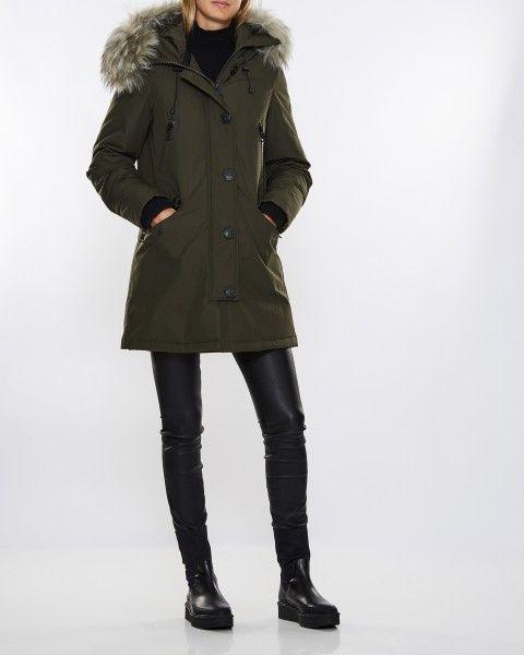 Blonde No 8 Polar Jacket