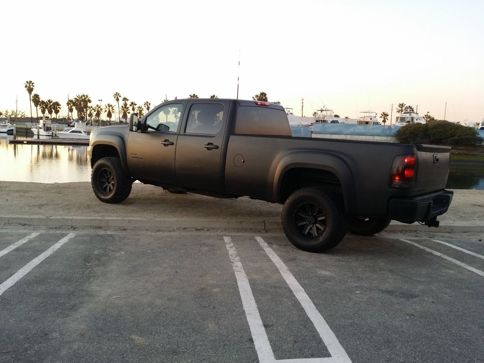 2010 Gmc Sierra 3500 Z71 Duramax For Sale Custom Trucks For Sale