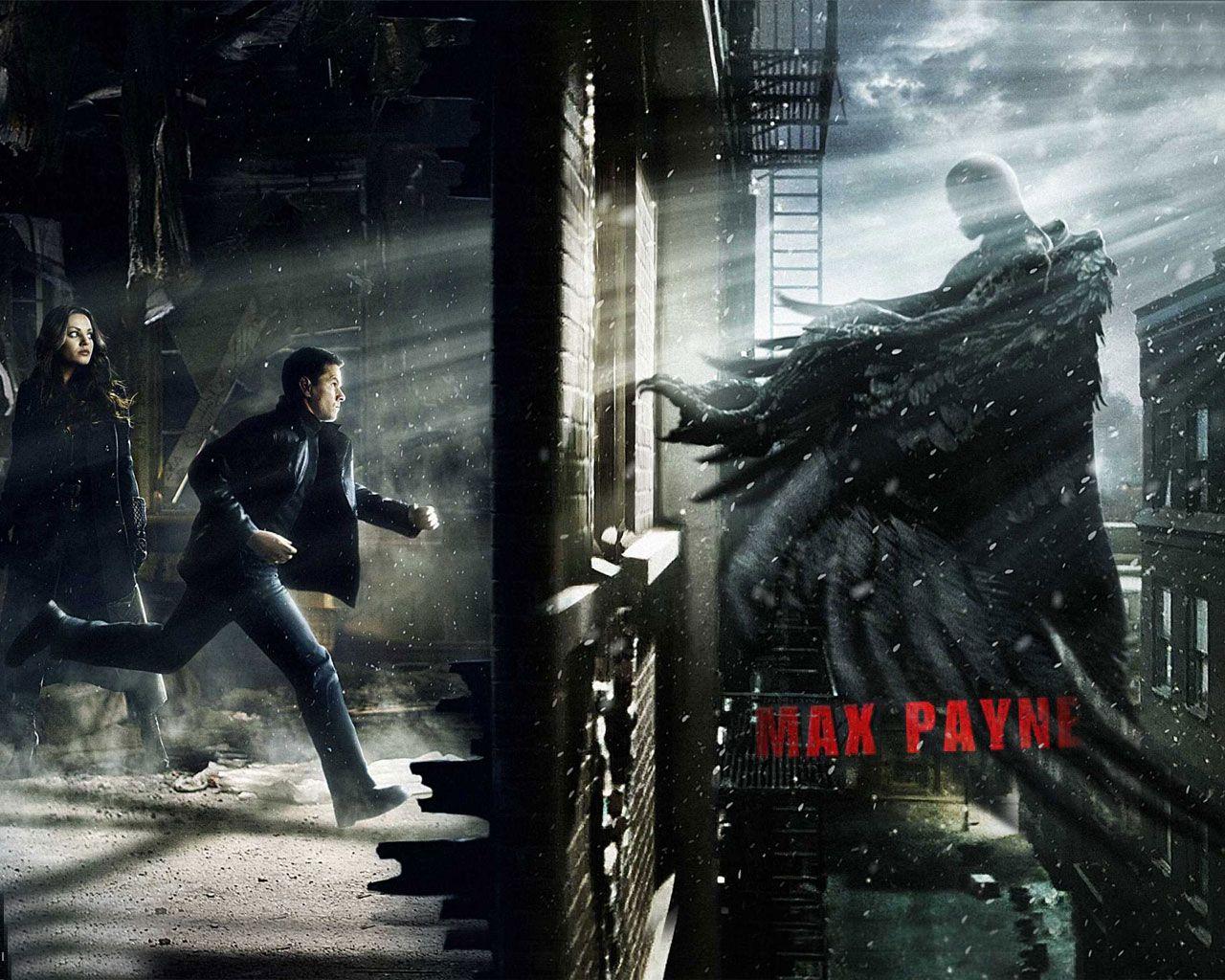 Mark Wahlberg In Max Payne Movie Max Payne Movie Wallpapers