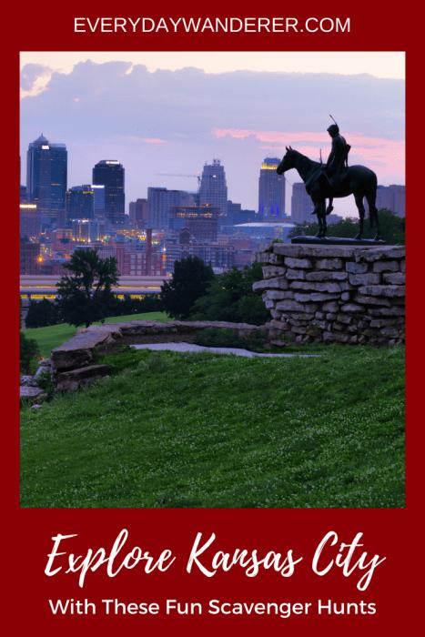 Scavenger Hunts To Help You Explore Kansas City Kansas City