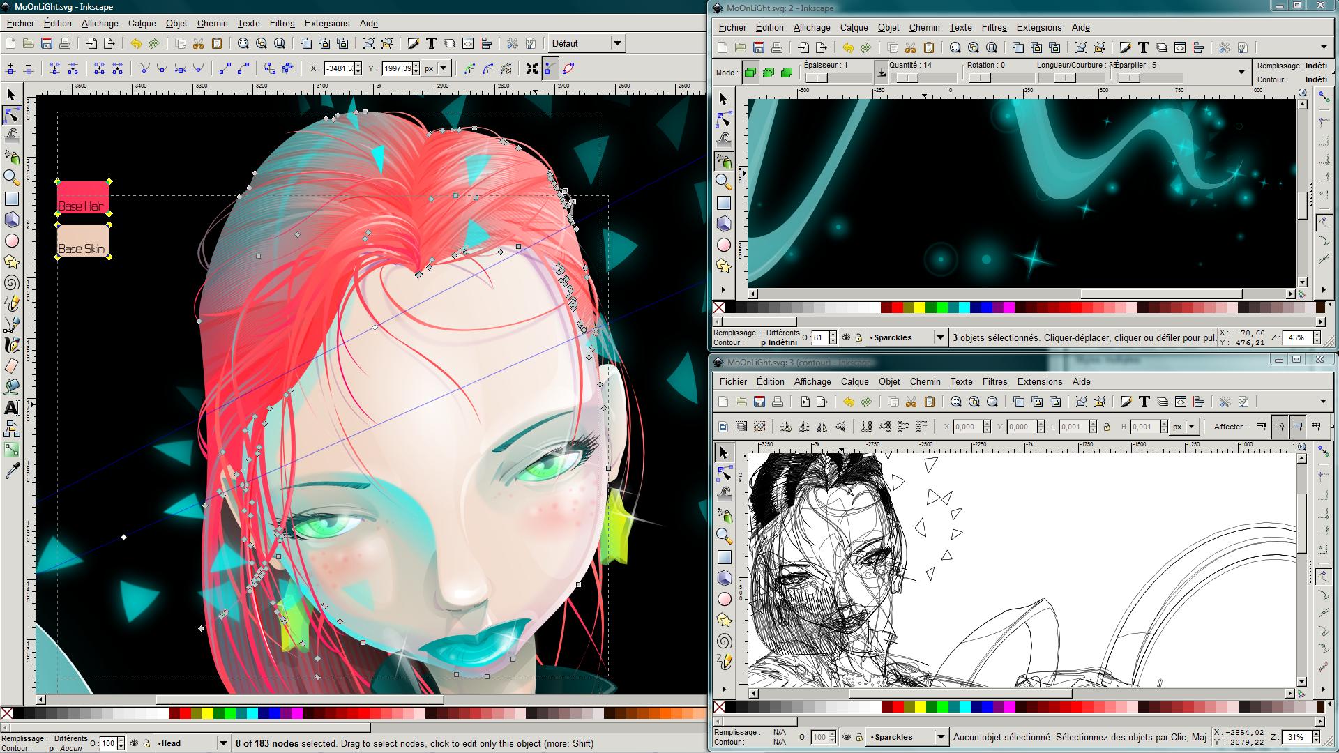 Coreldraw vector graphics - Inkscape Alternative To Adobe Illustrator An Open Source Vector Graphics Editor With Capabilities Similar To Illustrator Coreldraw Or Xara X