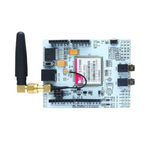 Sim900 Gprs Gsm Shield For Arduino Arduino Board Arduino
