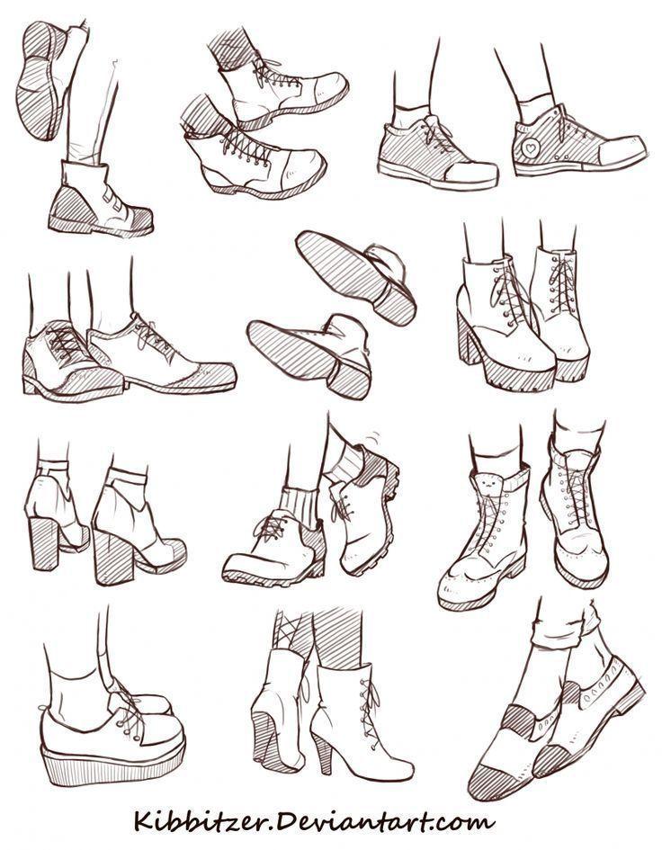 Photo of cute chibi drawings