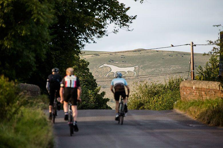 Icknield Way Rapha Bike Ride Riding Bike