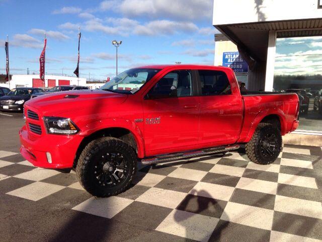 Custom Ram 1500 Looks Good Except For Paint Color Choice Dodge Trucks Cars Trucks Monster Trucks