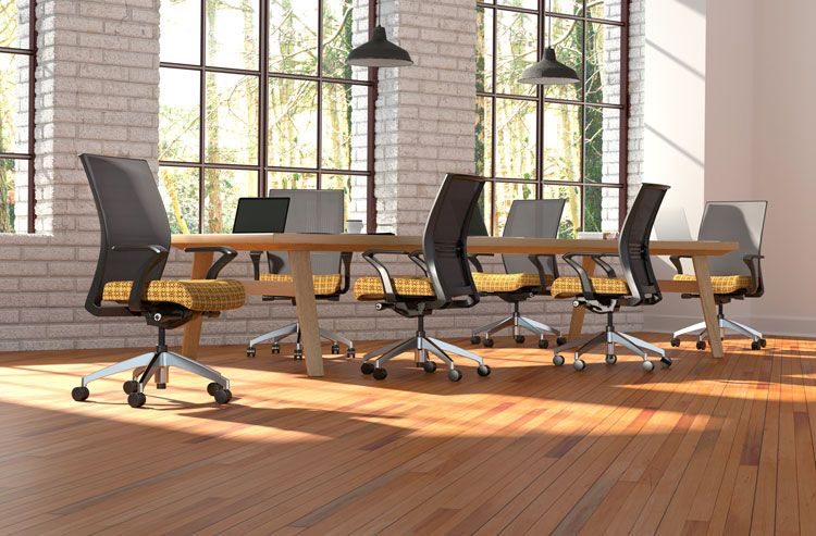 love the whole thing conference room chairs on casters amplify highback task chairs