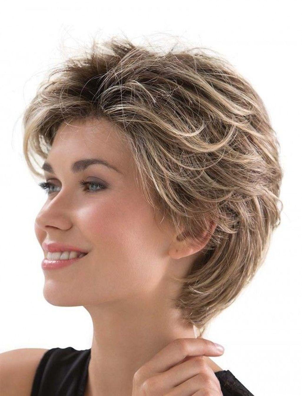 Gorgeous Short Hairstyles Ideas For Women 11   Short shag ...