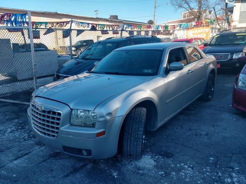 2005 Chrysler 300 Series 4dr Sdn 300 Touring Ltd Avail In 2020