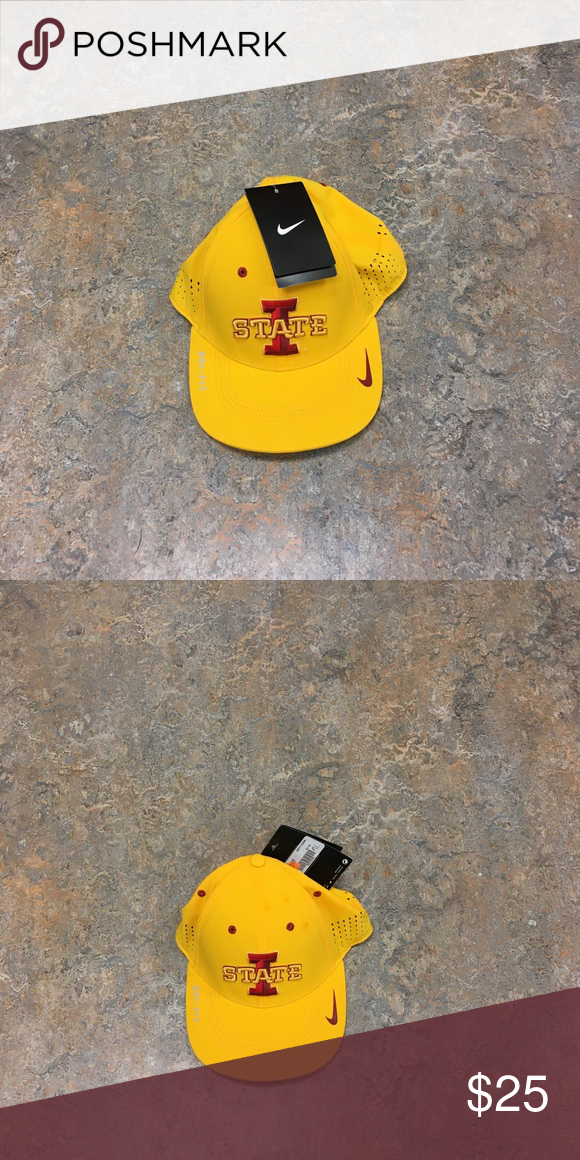 afa7946e8c7 Iowa State Cyclones Nike Dri-Fit Vapor Flex Hat Iowa State Cyclones Nike Dri -Fit Vapor Coaches Sideline Flex-Fit Hat. Save money by bundling with other  ...