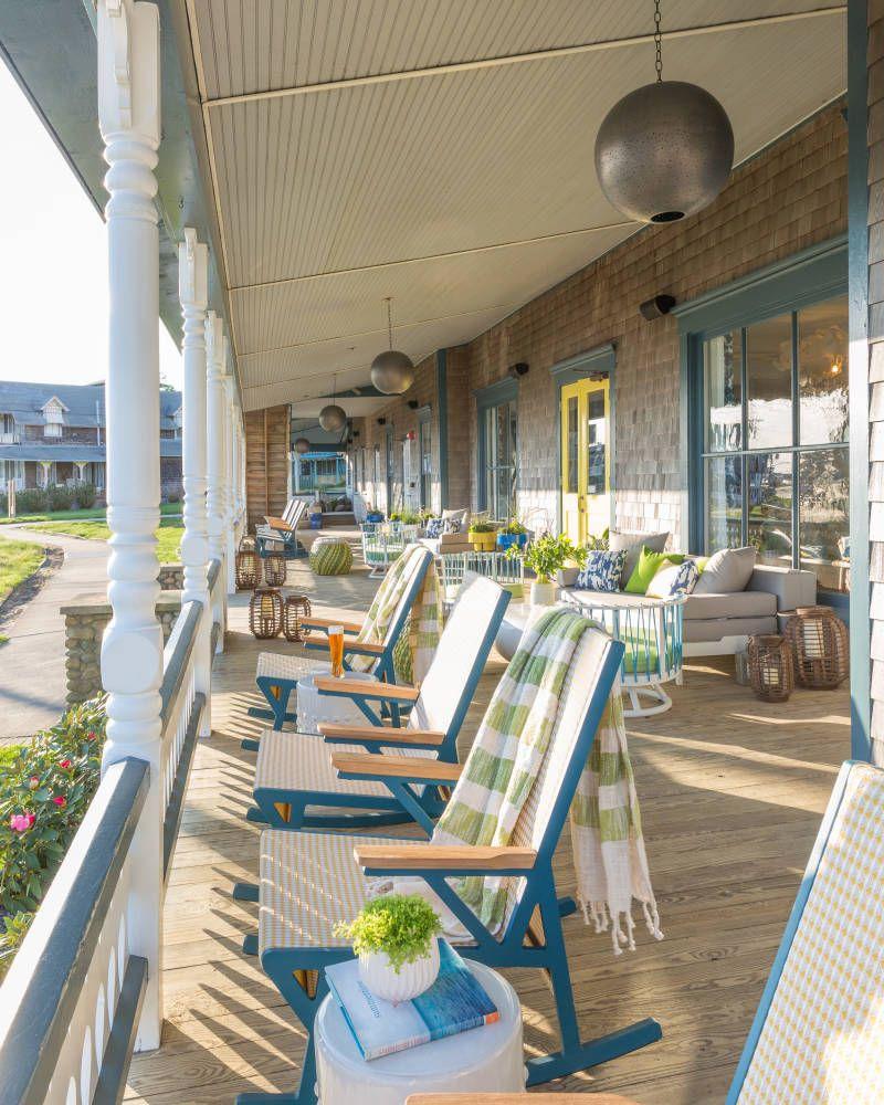 Summercamp Hotel Oak Bluffs Martha S Vineyard Nyt Child Friendly