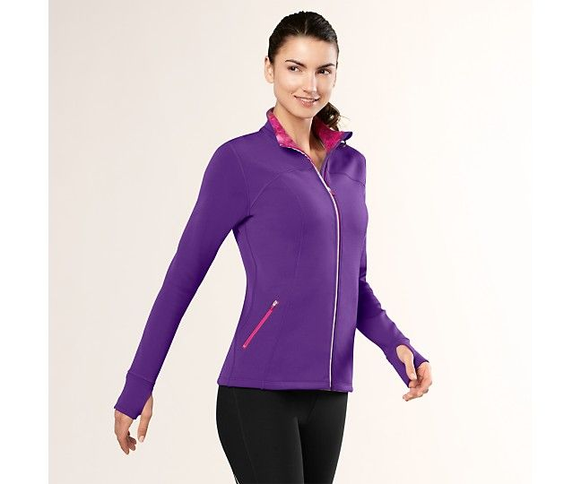 Great running jacket - lucy.com