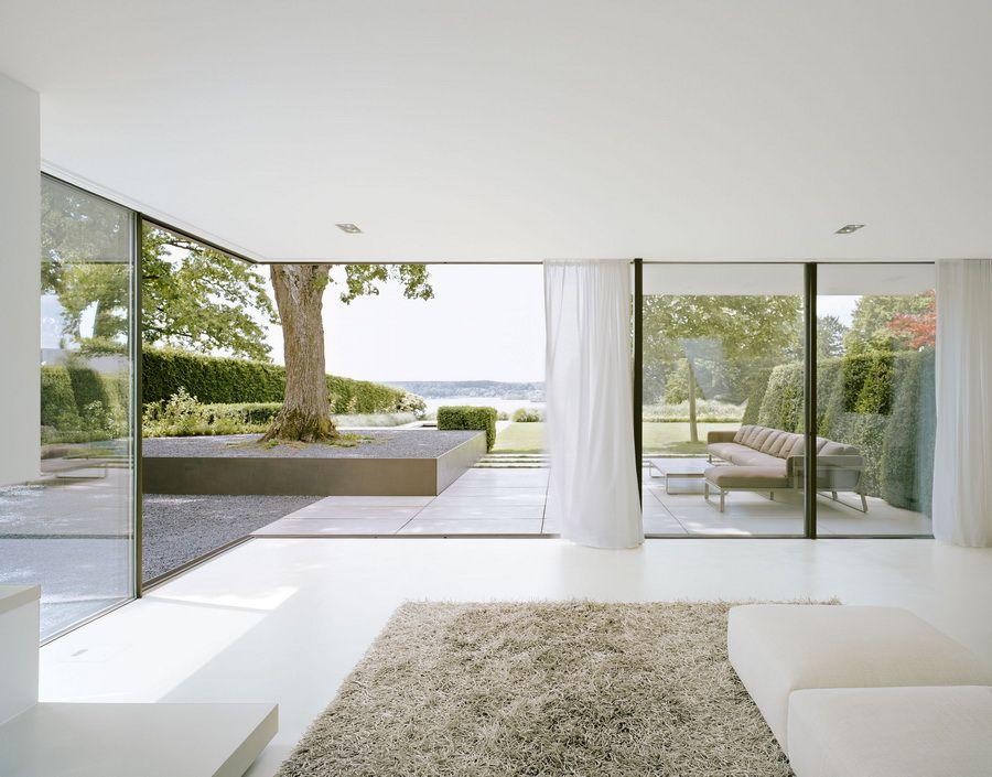 Moderne fenster innen  Klare (Sicht-)Verhältnisse | Architektur | Pinterest | Sicht ...