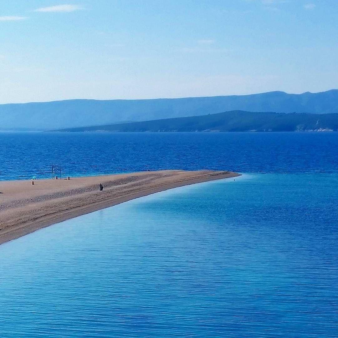 Blue by @mimatich  #ZlatniRat #Bol #Brač #CroatiaFullOfLife #Croatia #Holiday #Vacation #Travelgram #Travel #MustVisit #Beach #Iconosquare #holiday #Vacation #PhotoOfTheDay #Love #nofilter #Brac #Blue #IgNature #Nature #NatureLovers #Summer #VitaminSea by croatiafulloflife