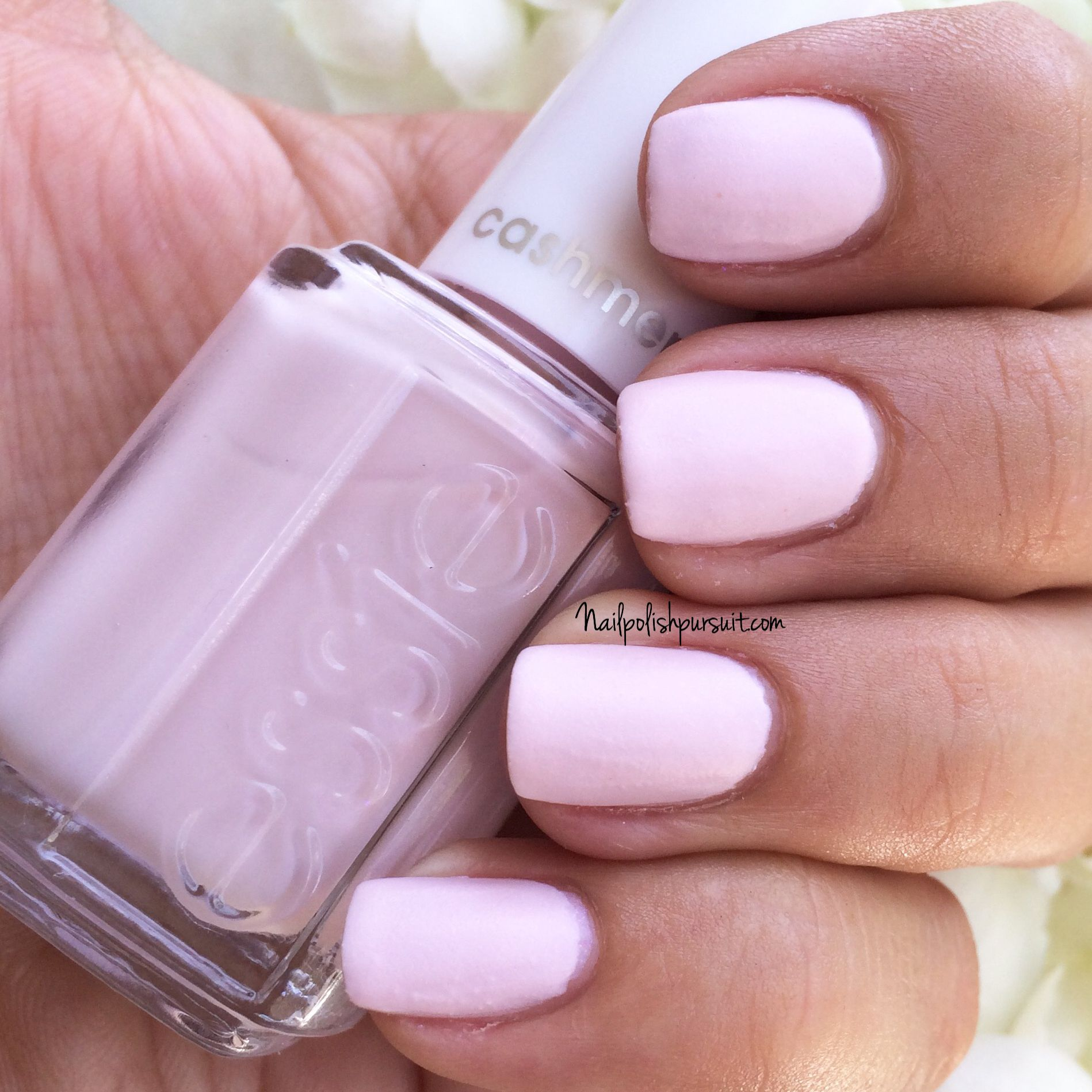 Soft as Sand from the essie 2015 Cashmere Matte Brights {exclusive ...