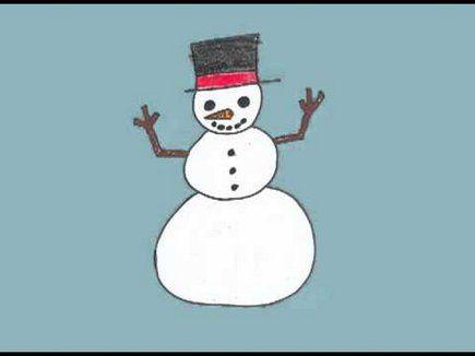 Cute Snowman :)