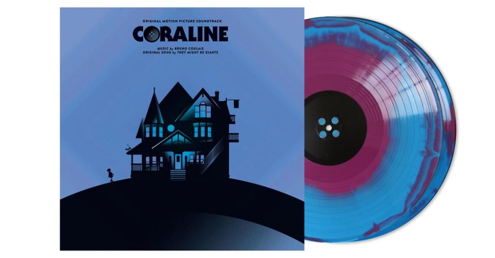 Coraline Original Motion Picture Soundtrack 2xlp Coraline Soundtrack Stop Motion