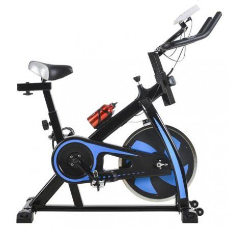 cceb4e9d28f Buy Bicycle Cycling Fitness Exercise Stationary Bike Cardio Home Indoor at  Walmart.com