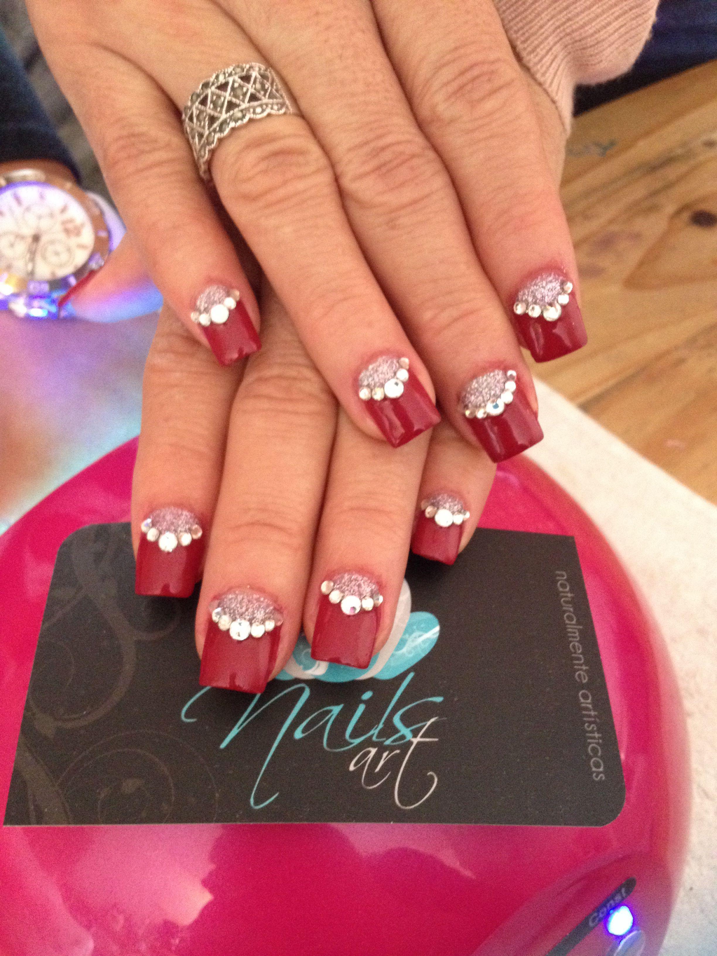 Nails art acrylic nails Nails art Pinterest Acrylics Nail