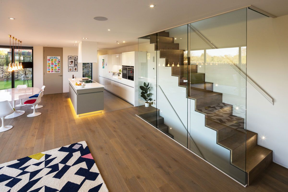 Sandpath Single House Project Adrian James Architects Oxford